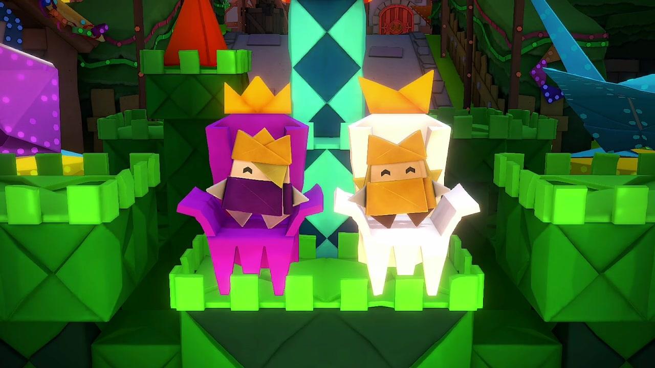キング オリガミ スーパー ペーパーマリオ