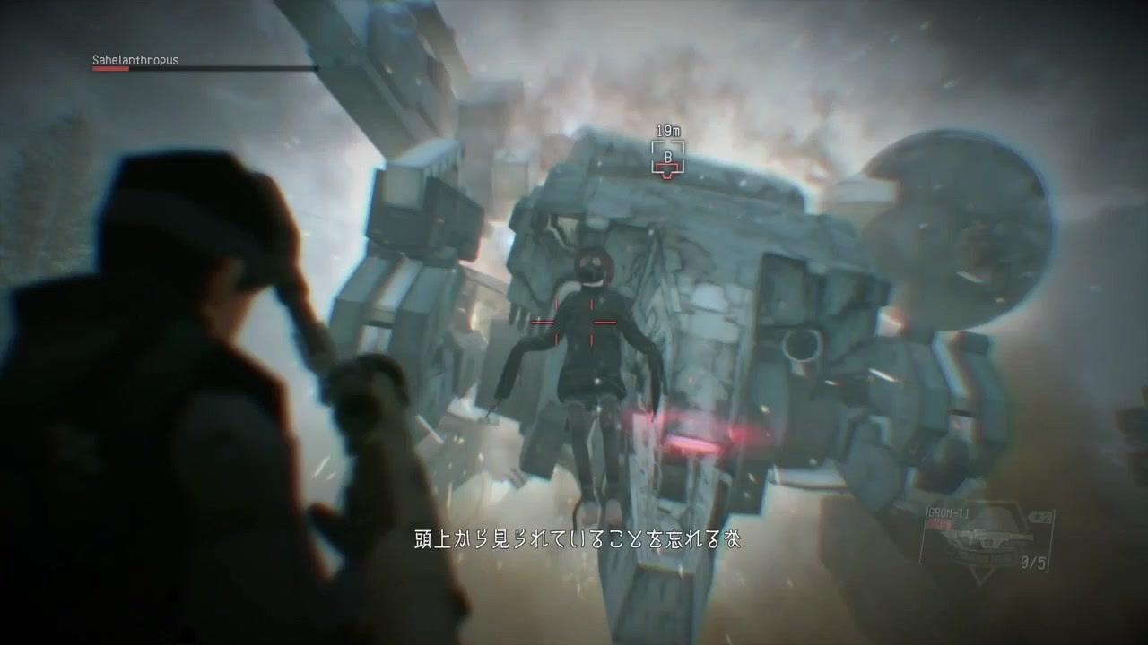Metal Gear Solid5 隠密行動苦手なうちですがmgs5やってみる パート21 その2 ニコニコ動画