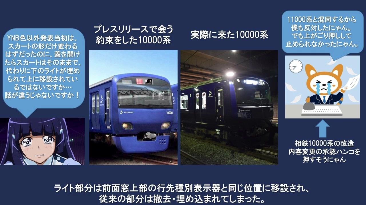 N 相鉄 12000 ゲージ 系