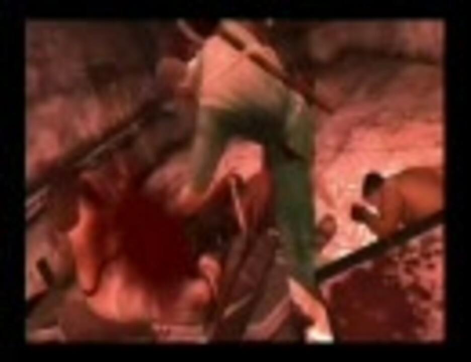 [無修正版] manhunt2 殺人映像集 [PS2/PSP/Wii]