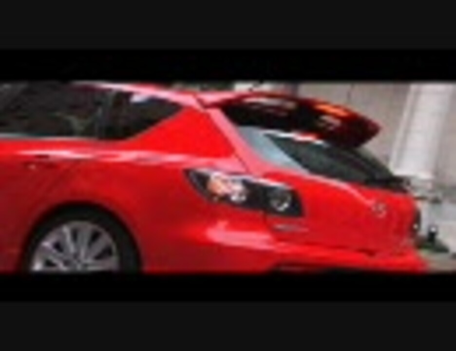 1 X Carbon Fiber Mazdaspeed Sports Style Short Antenna For Mazda All Model 4.7-Inch by GOOACC