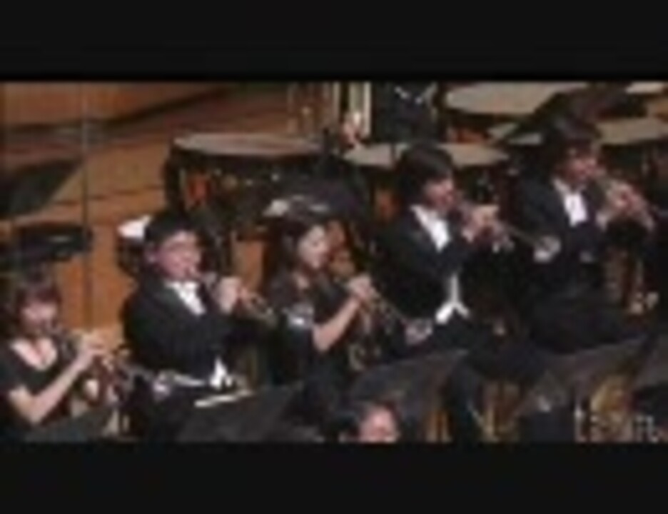 吹奏楽】 金聖響指揮 シエナWO 2008年 東京 by C_la 音楽/動画 ...